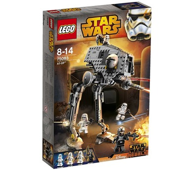 Stavebnice Lego® Star Wars TM 75083 Pilot AT-DP