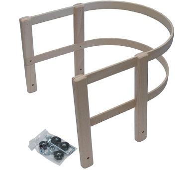 Acra ohrádka na sáně dřevěná + kování A2050