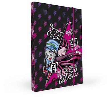 Desky na sešity P + P Karton A4 Monster High