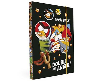 Desky na sešity P + P Karton A4 Angry Birds
