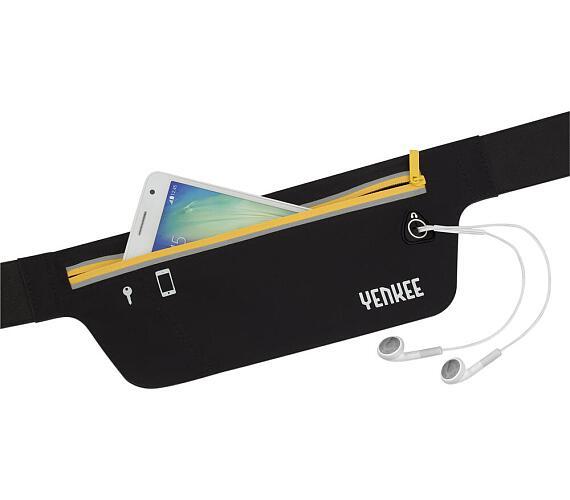 Yenkee YBM W500BK Pouzdro na mobil SPORT