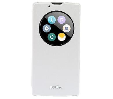 LG Quick Circle (Snap On) pro G4c - bílé