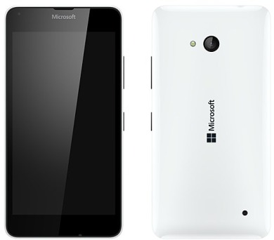Microsoft Lumia 640 LTE - bílý
