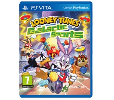 Sony PS VITA Hra Looney Tunes Galactic Sports