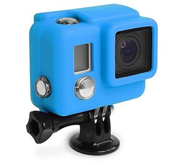 Xsories silikonový pro HD3+ modrý + DOPRAVA ZDARMA