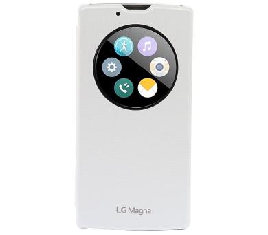 LG Quick Circle (Overlay type) pro Magna - bílé + DOPRAVA ZDARMA