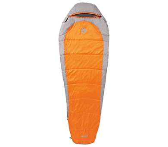 Coleman Silverton Comfort 150 - oranžová/šedá
