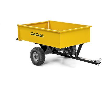 AgriFab heavy duty tažený vozík 544 kg + DOPRAVA ZDARMA