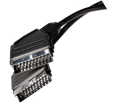 AV kabel SCART - SCART 1m