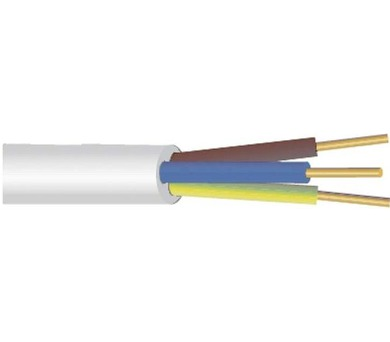 Kabel CYSY 3Cx1B H05VV-F + DOPRAVA ZDARMA