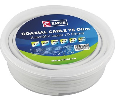 Koaxiální kabel CB130 10m