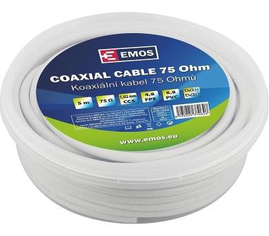 Koaxiální kabel CB130 5m