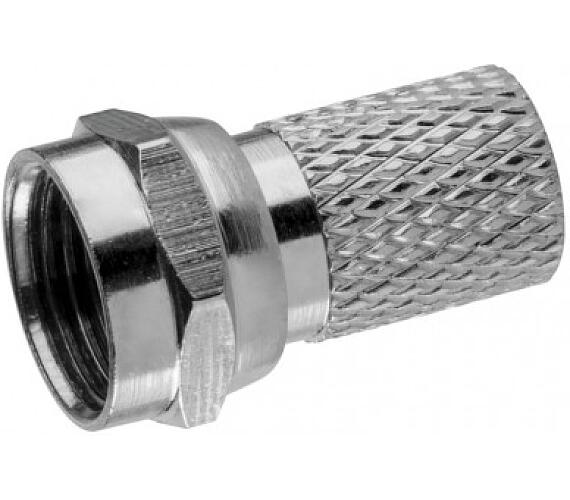 Konektor F vidlice pro koax CB113,