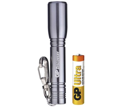 GP LCE202 + 1 x AAA baterie GP Ultra + DOPRAVA ZDARMA