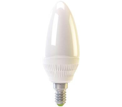 LED žárovka Classic Candle 4W E14 studená bílá