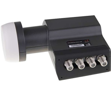 LNB konvertor quad (4 výstupy) AK54-XT2 INVERTO