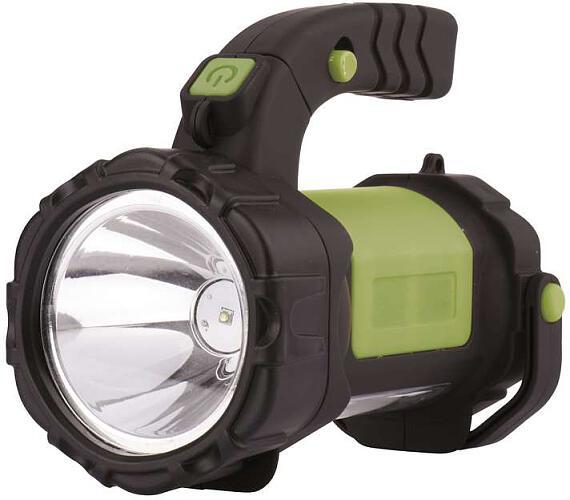 Nabíjecí svítilna LED E208A + DOPRAVA ZDARMA