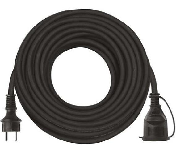Prodlužovací kabel gumový spojka 3x1,5mm 20m + DOPRAVA ZDARMA