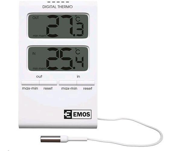 Teploměr digitální drátový 02101