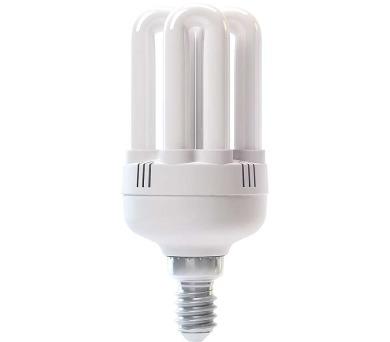 Úsporná žárovka 6U E14 11W 4100K studená bílá