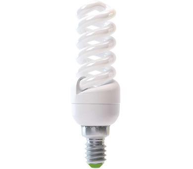 Úsporná žárovka FULL SPIRAL E14 11W teplá bílá