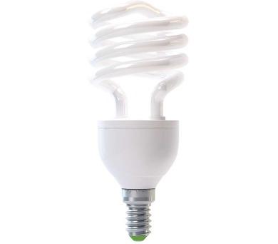 Úsporná žárovka HALF SPIRAL T2 E14 15W teplá bílá