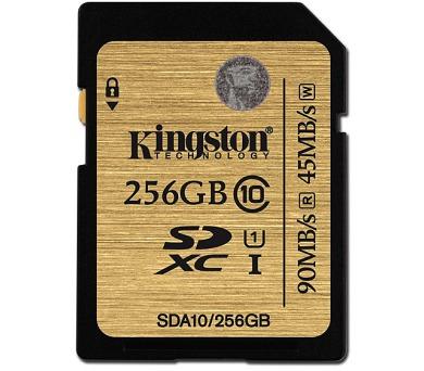 Kingston SDXC 256GB UHS-I U1 (90R/45W)