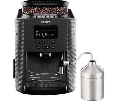 Krups EA816B70 Pisa Grey + XS6000 Autocappuccino + DOPRAVA ZDARMA
