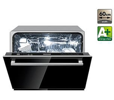 Concept MNV6660 myčka nádobí vestavná plně integrovaná 60 cm + DOPRAVA ZDARMA