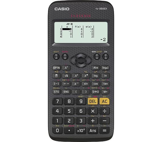 Casio FX 350 EX