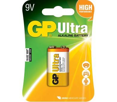 GP Ultra 6LF22 (9V)