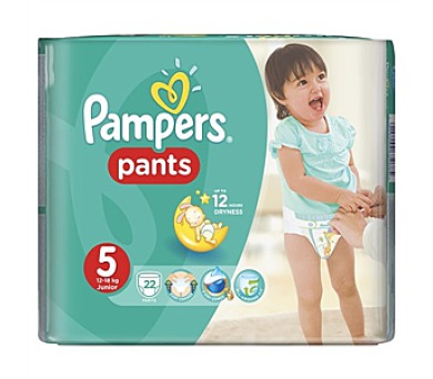Pampers Carry Pack vel. 5