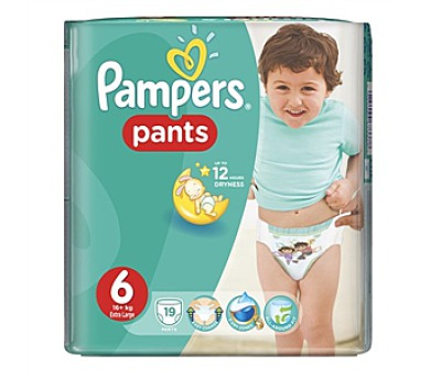 Pampers Carry Pack vel. 6