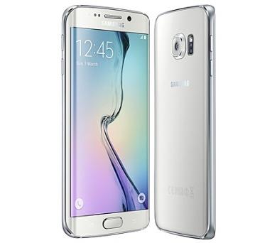 Samsung Galaxy S6 Edge (G925) 32 GB - bílý + DOPRAVA ZDARMA