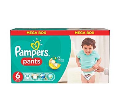 Pampers Mega Box vel. 6