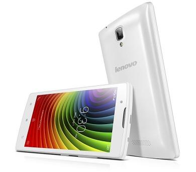Lenovo A2010 DualSIM LTE - bílý