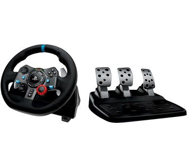 Logitech G29 Driving Force + pedály pro PS3
