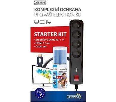 Příslušenství pro TV - STARTER KIT II + DOPRAVA ZDARMA