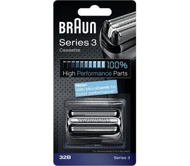 Braun Series3 - 32B Micro comb