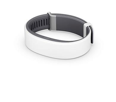 Sony SWR12 Smartband 2 - bílé