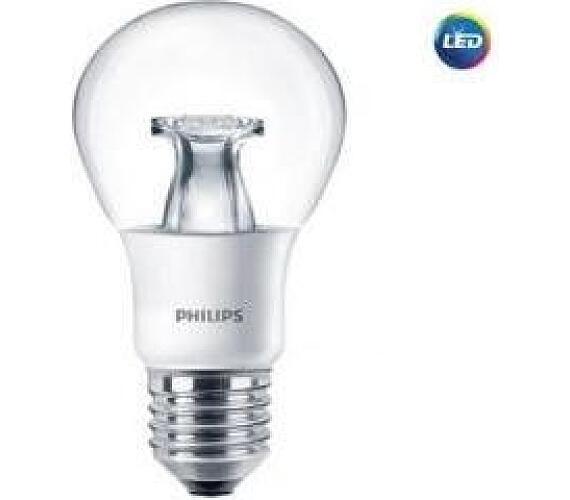 Philips - elektronika LED žárovka Philips E27 6,5W 2700K 230V A60 CL P515877