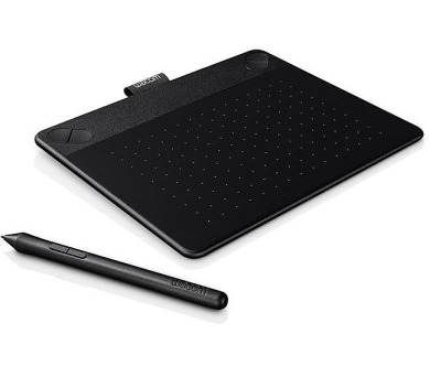 Wacom Intuos Photo Pen&Touch S - černý