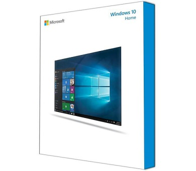 Microsoft Windows 10 Home 32-Bit CZ DVD OEM