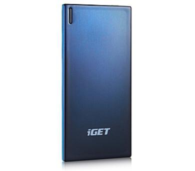 iGET SLIM B-3500 mAh - modrá