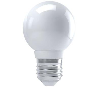 LED žárovka Classic Mini Globe 3W E27 teplá bílá