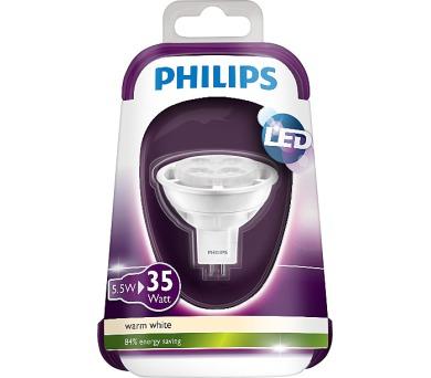 LED 35W GU5.3 WW 12V MR16 36D ND/4 Massive 8718696475669