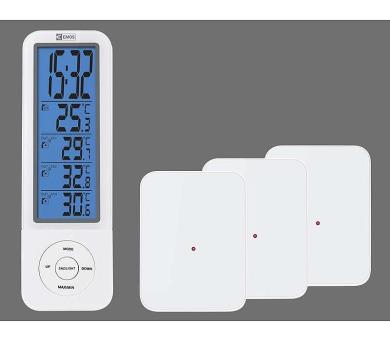 Teploměr digitální bezdrátový E3078