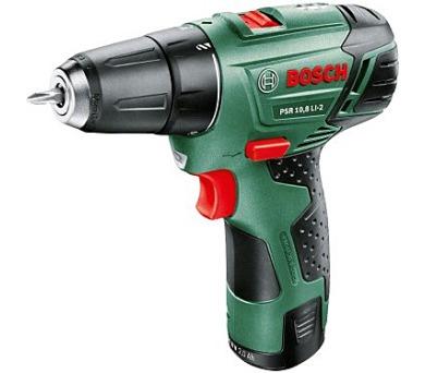 Bosch PSR 10,8 LI-2 upgrade 1 bat