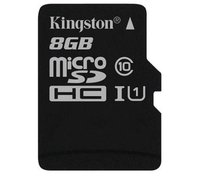 Kingston MicroSDHC 8GB UHS-I U1 (45R/10W)