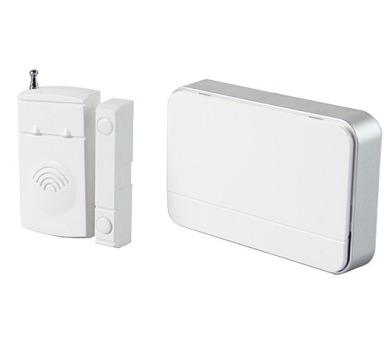 Alarm bezdrátový dveřní/GONG 1D08 230V/DC